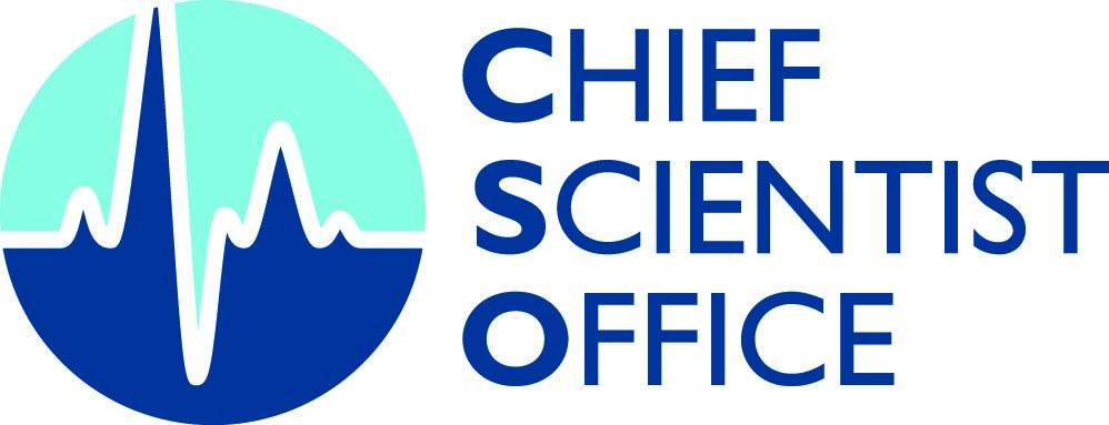 Chief Scientist Office Scotland Logo