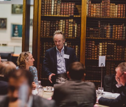 Industry engagement event at the Royal College of Physicians