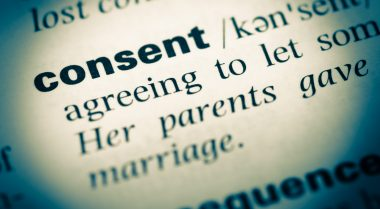 Consent dictionary definition